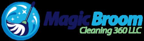 logomagicbroomcleaning360